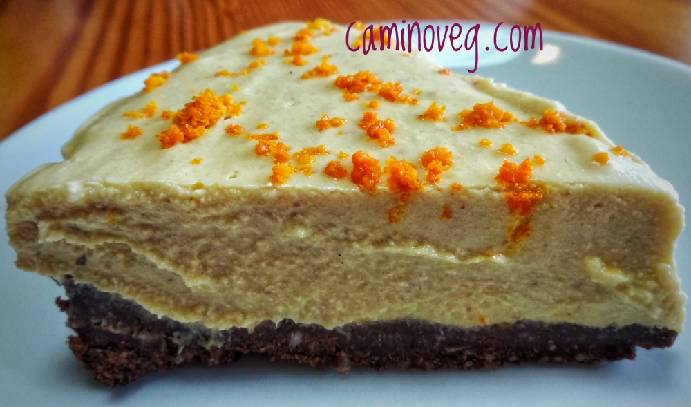 tarta de naranja y chocolate1