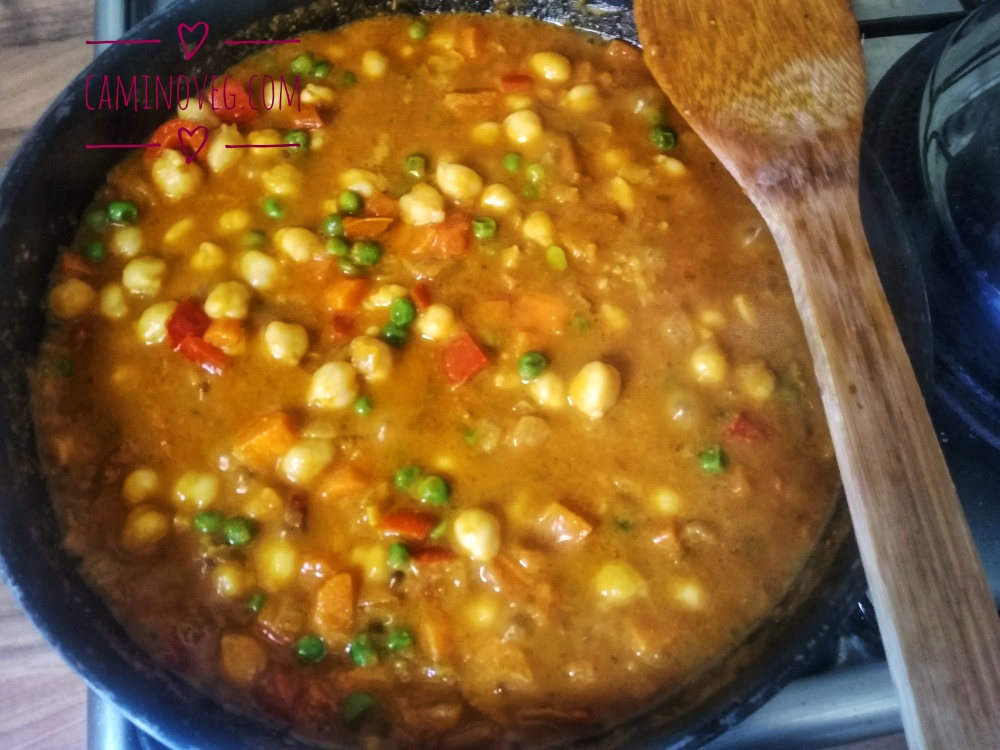 curry de garbanzos 4