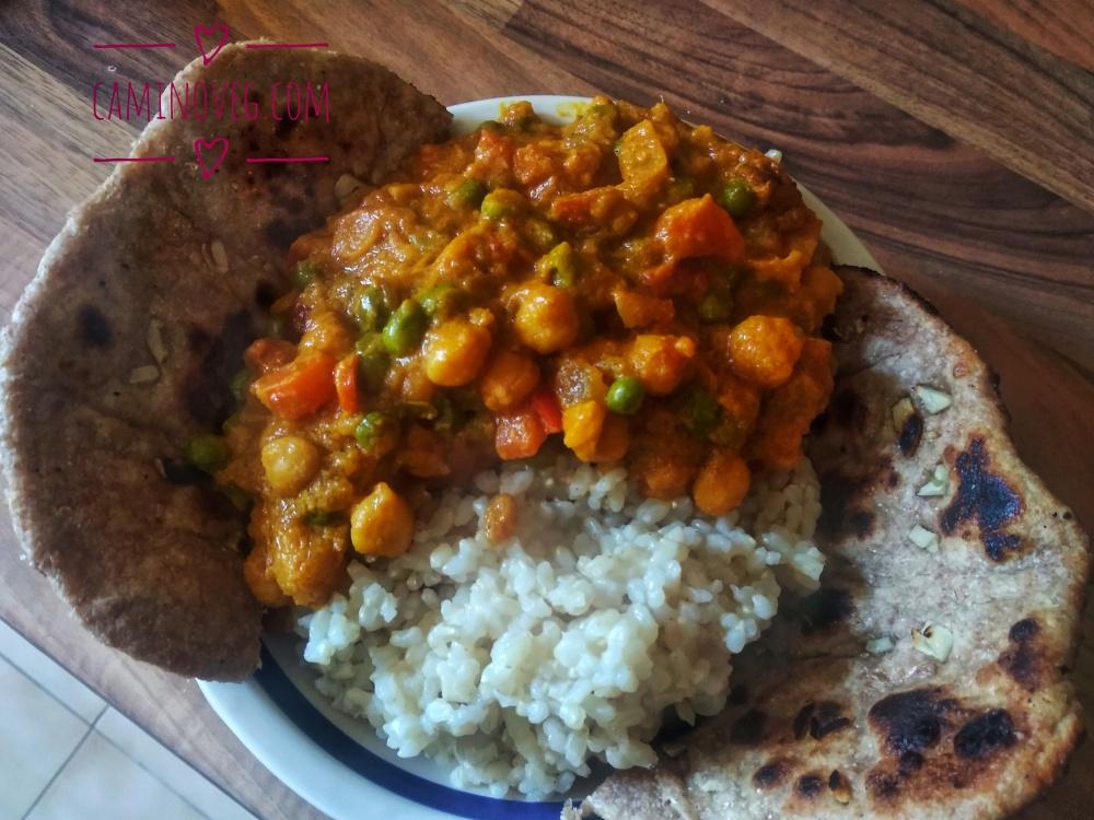 curry de garbanzos 6